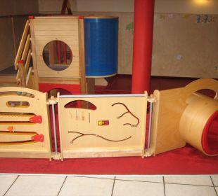 Spielecke im Restaurant Familotel Family Club Harz