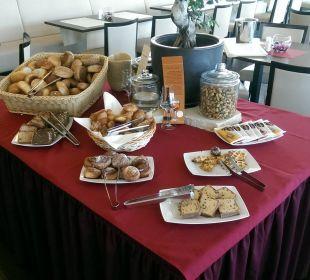 Frühstück Hotel Elbiente