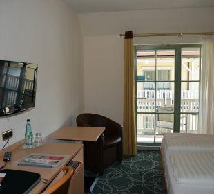 Zimmer Hotel Elbschlösschen