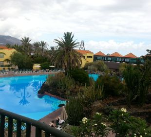 Gepflegter Pool Hotel Hacienda San Jorge
