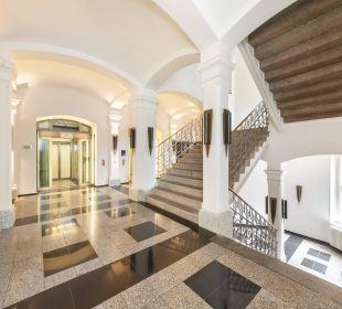 Flur Novum Select Hotel Berlin Ostbahnhof