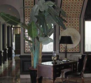 Durchgang zur Family Section Ramada Hotel & Suites Al Khobar