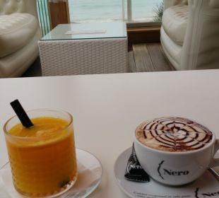 Belohnung beim Strandlauf JS Hotel Sol de Alcudia