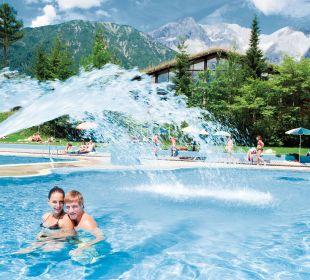 Pool Kaysers Tirolresort