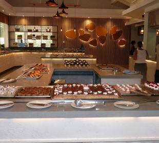 Restaurant Büffet COOEE at Grand Paradise Samana