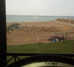 View from the treadmill Stella Di Mare Beach Resort & Spa Makadi Bay
