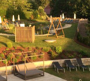 Gartenanlage Hotel Lindenwirt