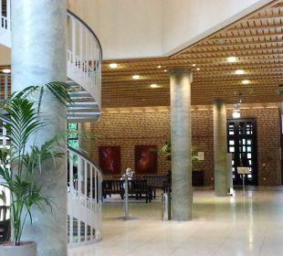 Lobbybereich Hotel Maternushaus