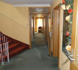 Flur Hotel Engemann Kurve