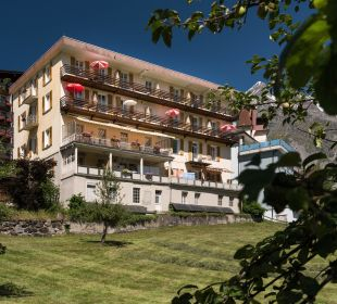 Talseite Hotel Bel-Air Eden