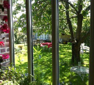 Jardin B&B Aux Rives de Honfleur