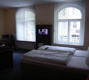 Zimmer Nummer 4 Hotel Sachsenhof