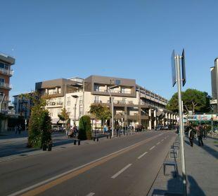 Vorderansicht  Hotel Eden Lido Di Jesolo