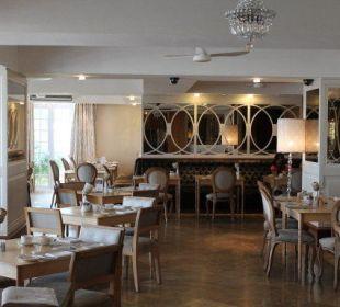 Blick ins Restaurant Hotel Winchester Mansions
