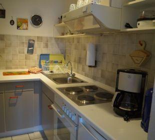 Küche komplett eingerichtet mit Pott und Pan Haus Mühlentrift
