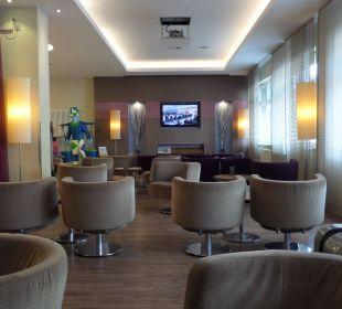 Modern und gemütlich  Hotel Holiday Inn Express Hamburg City Centre