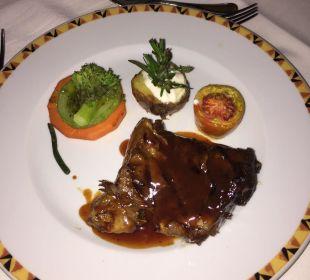 Leckeres Gericht Seaside Restaurant Dreams La Romana Resort & Spa