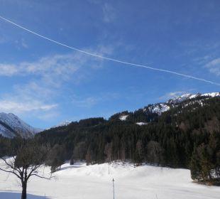 Umgebung Pension Alpenblick