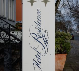 Ansprechendes Hotellabel Hotel Residence Bremen