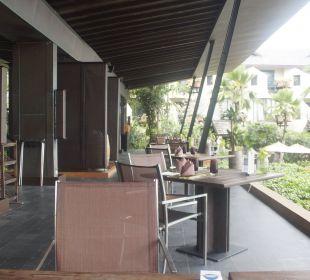 Beachrestaurant Anantara Bophut Koh Samui Resort