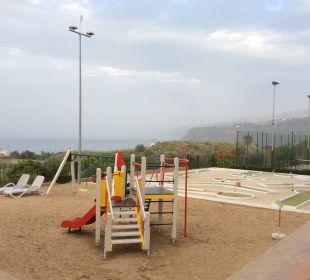 Spielplatz  Hotel Riu Garoe
