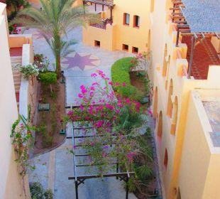 Wege durch das Hotel Hotel Steigenberger Coraya Beach