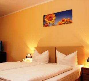 Doppelzimmer Standard Wohmbeispiel Villa Strandkorb Hotel Garni