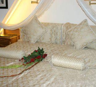 Unser Doppelzimmer im Boulevard Hotel in HH Hotel Boulevard