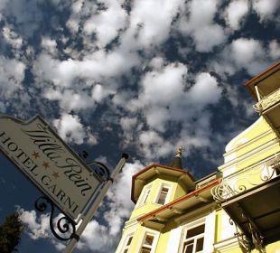 Schild Hotel Villa Rein