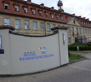 Bamberg Welcome Hotel Residenzschloss