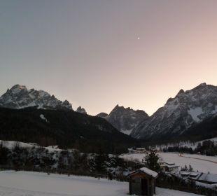 Blick vom Balkon Richtung Fischleintal Biovita Hotel Alpi