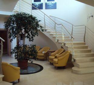 Zugang ins Untergeschoss