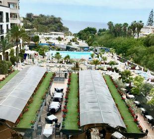 Ausblick Gran Tacande Wellness & Relax Costa Adeje