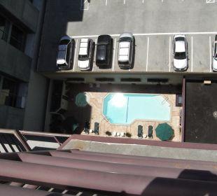 Pool und Parkdeck Best Western Hotel Bayside Inn