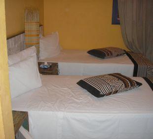 Standard Zimmer Hotel Bahiacafé