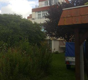 Aussenansicht Apartments Ferienpark Weissenhäuser Strand