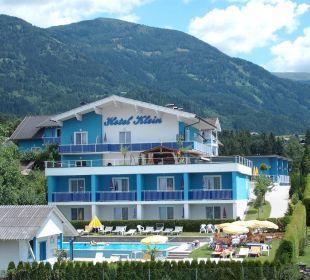 Sommerbild Hotel Familie Klein, Seebodnerhof Hotel Klein