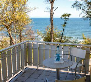 Ausblick Inselhotel Rügen B&B