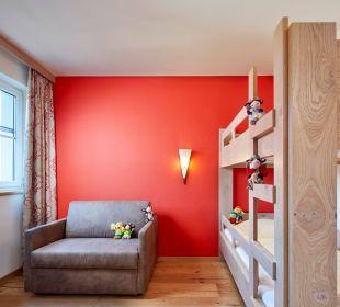Der neue Zimmertyp Arche Kinderzimmer Kinderhotel Felben