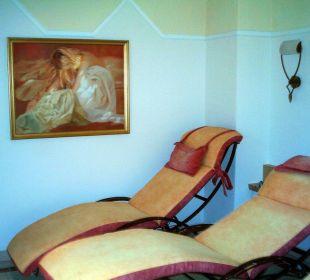 Ruheraum mit Bergpanorama Hotel Gundolf