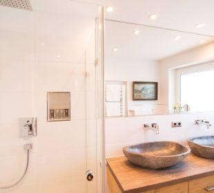 Beispiel Badezimmer Doppelzimmer Comfort Parkhotel Frank
