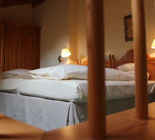 Obere Etage Hotel Zugspitze