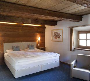 Comfort Zimmer Nr. 32 Chesa Salis Historic Hotel Engadin
