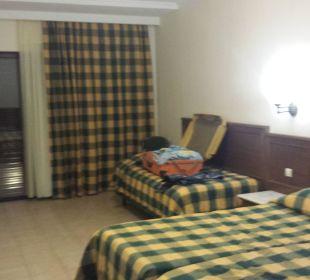Kellerzimmer 319 Hotel King Minos Palace