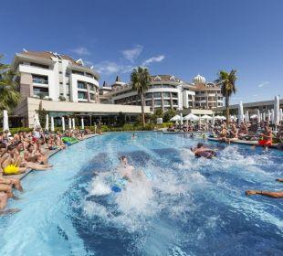 Pool Spiele Sherwood Dreams Resort