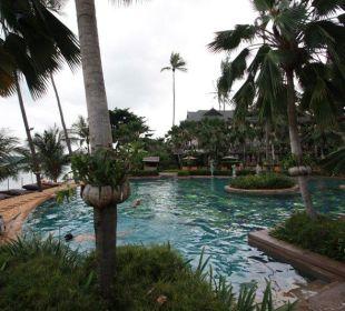 Tolle Kombination Anantara Bophut Resort & Spa
