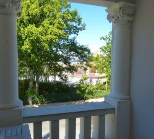 Großer Balkon Suite 251 Vier Jahreszeiten Kühlungsborn -  Hotel