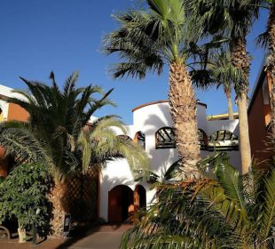 Hotelgebäude Hotel Barcelo Jandia Playa