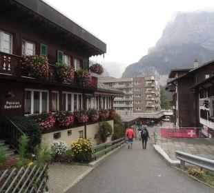 Außenansicht Sunstar Alpine Hotel Grindelwald