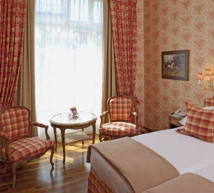 Zimmer  Hotel Europe